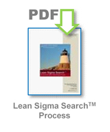 Lean Sigma Search our Executive Search Process